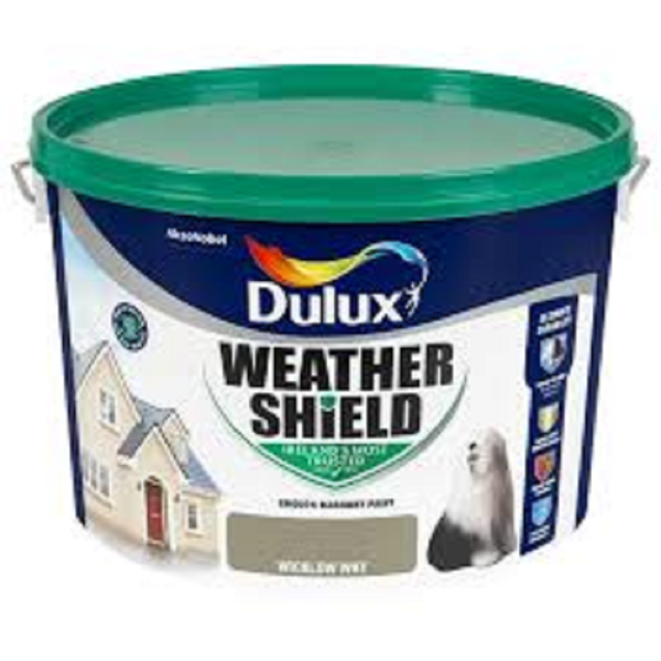 Picture of 10 LITRE DULUX WEATHERSHIELD WICKLOW WAY