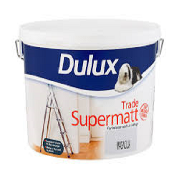 Picture of 10 LTR DULUX SUPERMATT TRADE MAGNOLIA