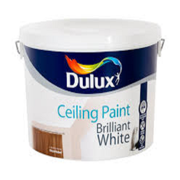 Picture of 10LTR DULUX CEILING PAINT WHITE