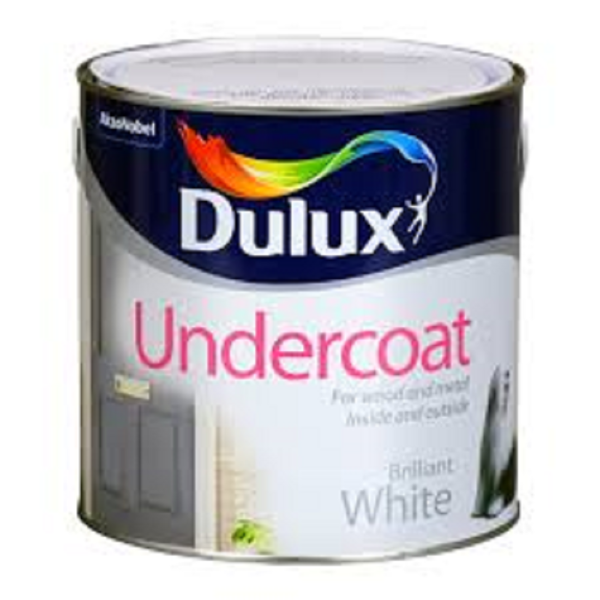 Picture of 2.5LTR DULUX UNDERCOAT WHITE