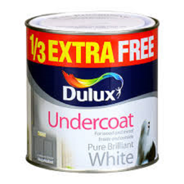 Picture of 750ML + 33% DULUX WHITE UNDERCOAT