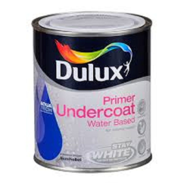Picture of 750ML DULUX PRIMER UNDERCOAT WATER BASED WHITE
