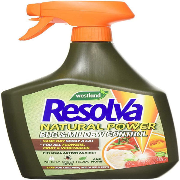 Picture of RESOLVA BUG & MILDEW CONTROL 1LT RTU
