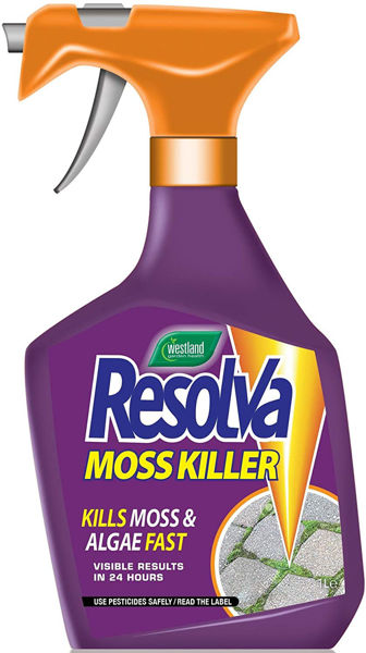 Picture of RESOLVA MOSS KILLER 1LT