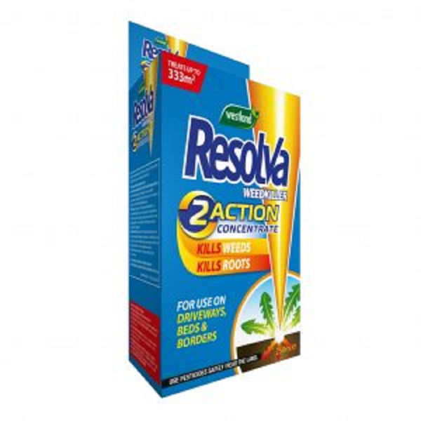 Picture of RESOLVA WEEDKILLER 2 ACTION CONCENTRATE
