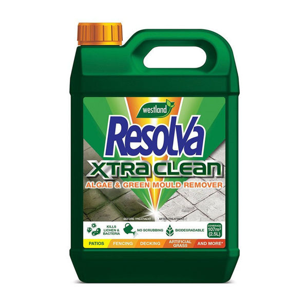 Picture of RESOLVA XT CLEAN GREEN & ALGAE REMOVER 2.5LT