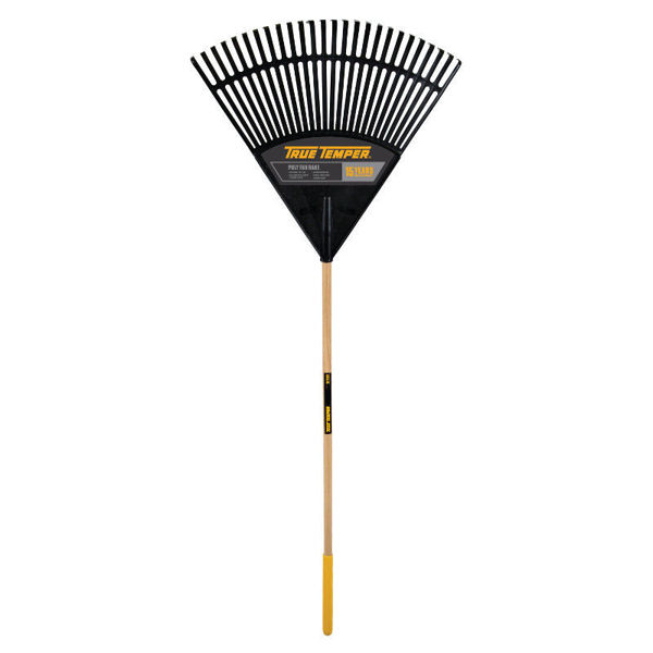 Picture of TRUE TEMPER POLY FAN RAKE 60CM 26 TOOTH