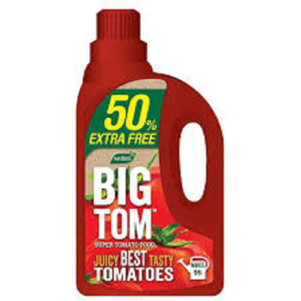Picture of WESTLAND BIG TOM TOMATO FOOD 1.25L+50% FREE
