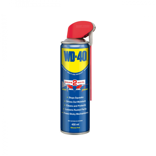 Picture of 450ML WD40 SMARTSTRAW