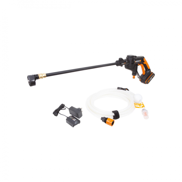 Picture of WORX  HYDROSHOT 20V CORDLESS PRESSURE CLEANER