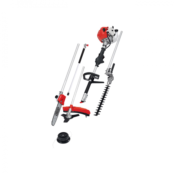 Picture of ProPlus 4 in 1 Multifunction Petrol Garden Tool - 33cc