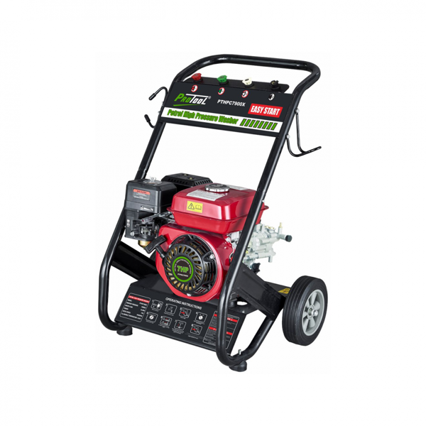 Picture of PROTOOL PETROL PRESSURE WASHER 7HP