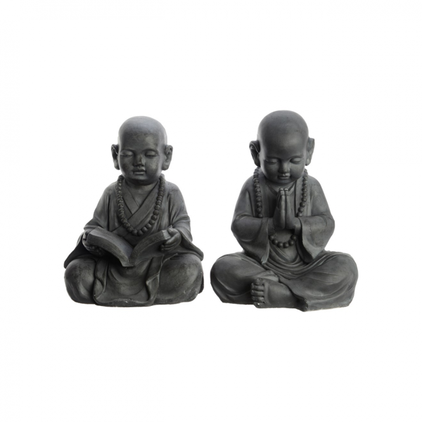 Picture of SITTING MONK 2 ASST - 46CM