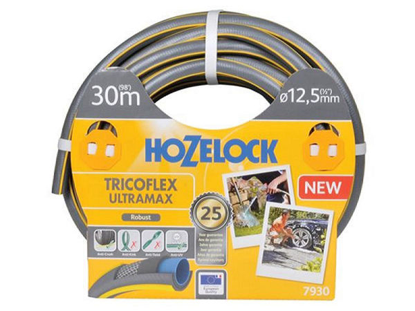 Picture of HOZELOCK TRICOFLEX ANTICRUSH HOSE 30M