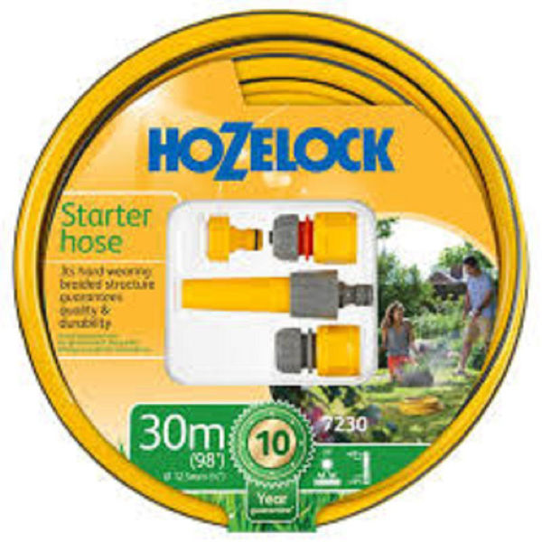 Picture of HOZELOCK STARTER HOSE 30M 12.5MM