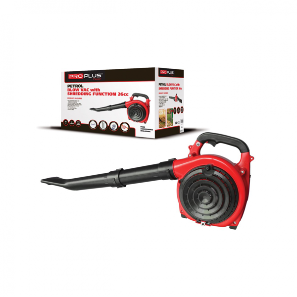 Picture of PROPLUS PETROL BLOW VAC WITH SHREDDING FUNCTION