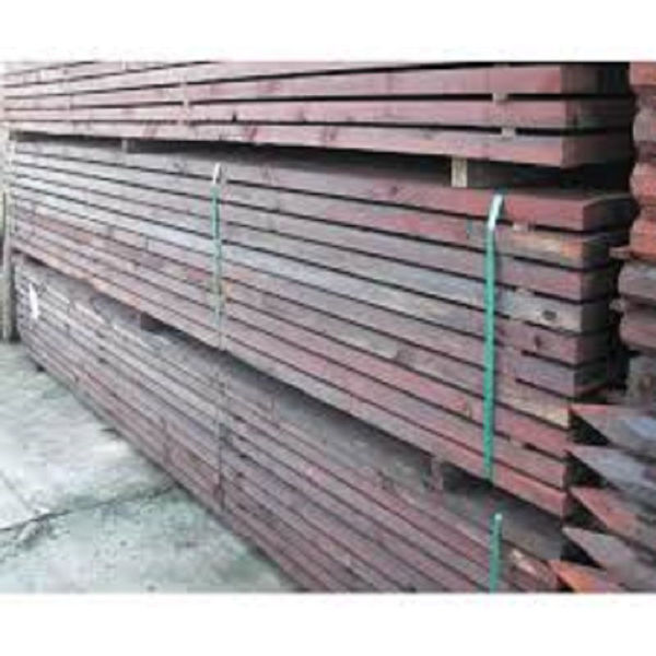 Picture of 4.8mt CREOSUTED RAILS 100X47