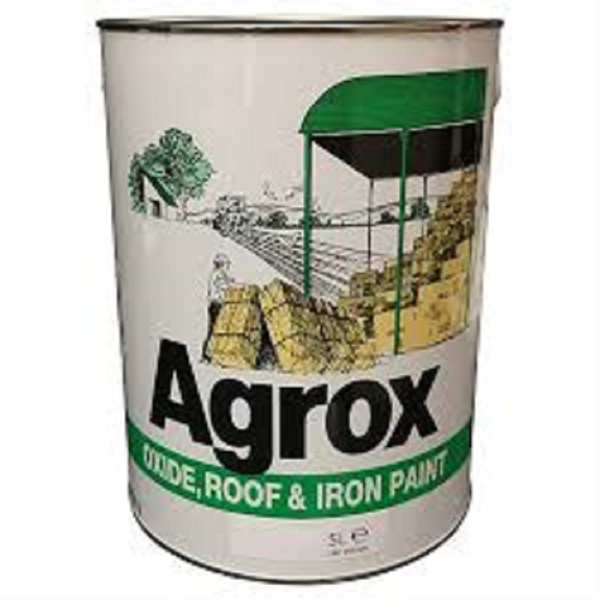 Picture of 20LT AGROX OXIDE PAINT GREEN