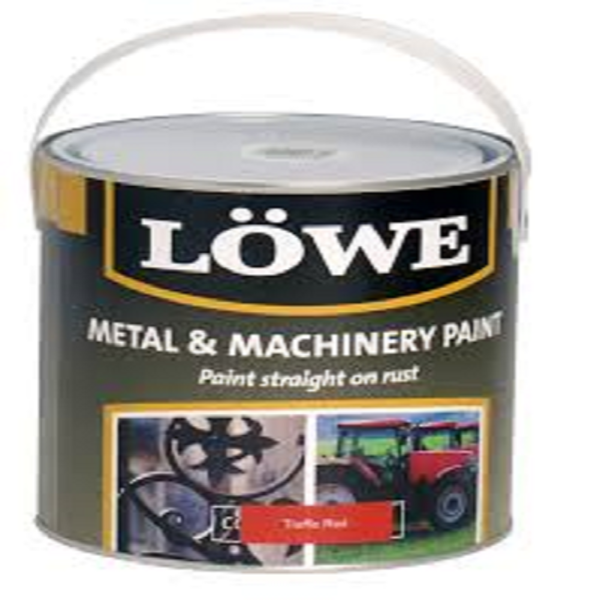 Picture of 250ML LOWE MACHINERY RED PAINT