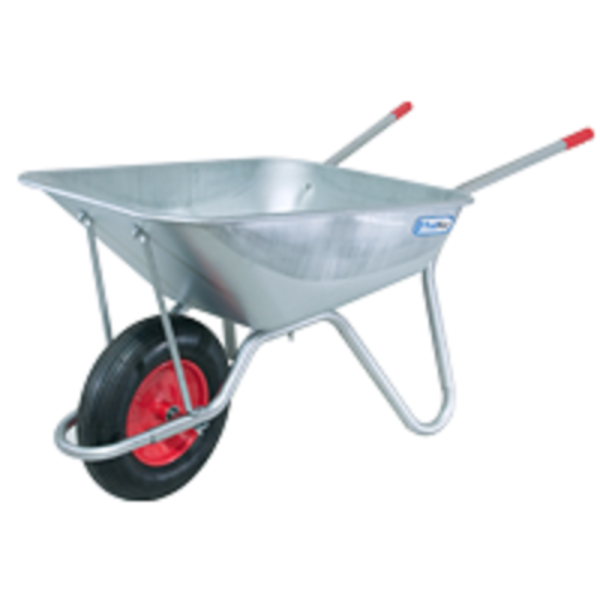 Picture of 100LTR WHEELBARROW GALVANISED