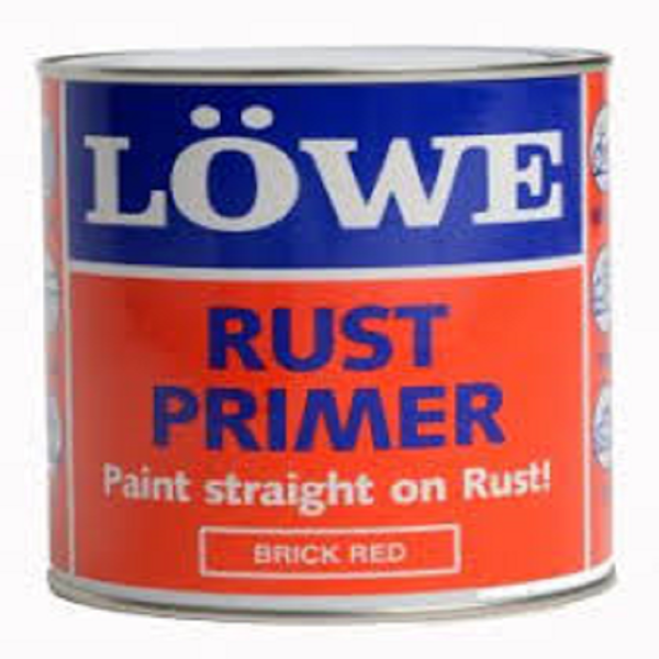 Picture of 375GR 250ML  LOWE RUST PRIMER RED