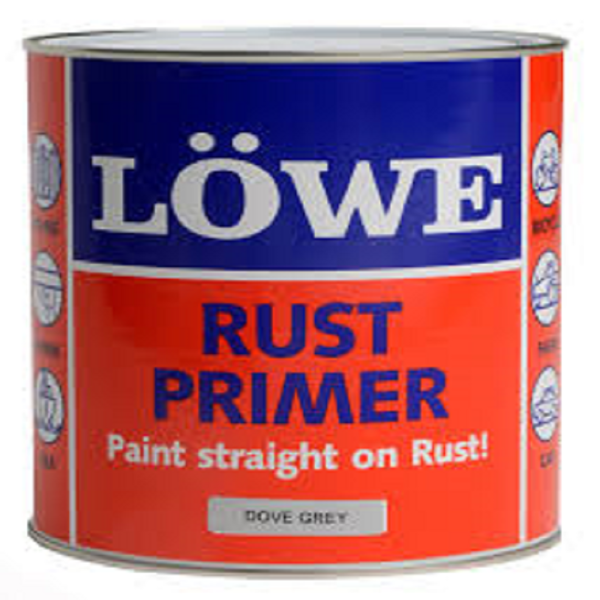 Picture of 3KG LOWE RUST PRIMER (DOVE GREY)