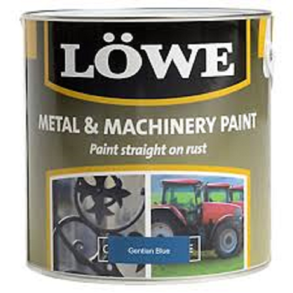 Picture of LOWE MACHINERY BLUE 1LT PAINT