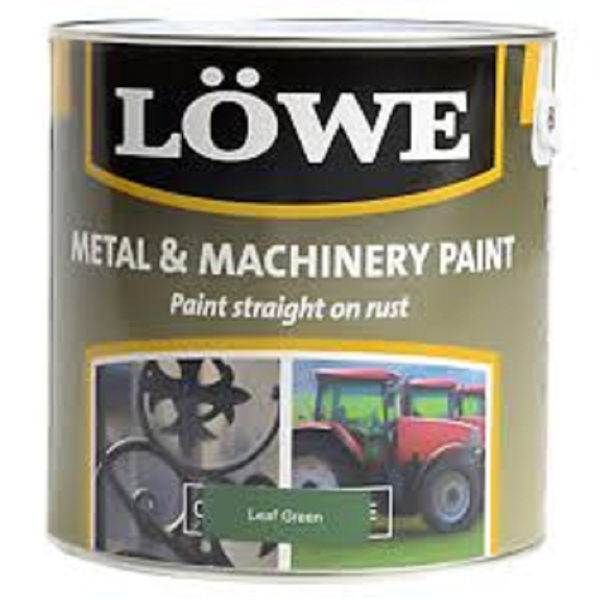 Picture of LOWE MACHINERY LEAF GREEN 2.5LT PAINT