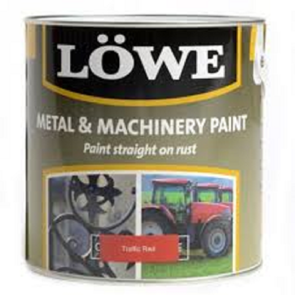 Picture of LOWE MACHINERY RED 1LT PAINT