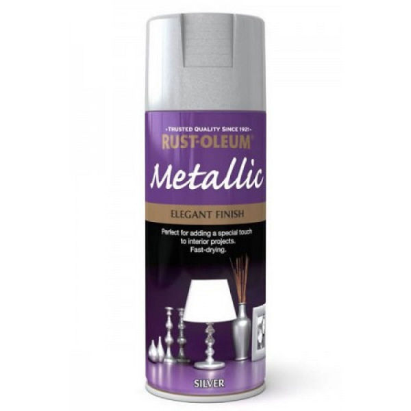 Picture of PAINTERS TOUCH ELEGANT SILVER METALLIC 400ML