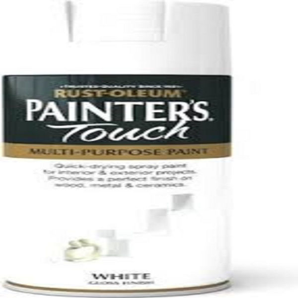 Picture of PAINTERS TOUCH GLOSS WHITE 400ML