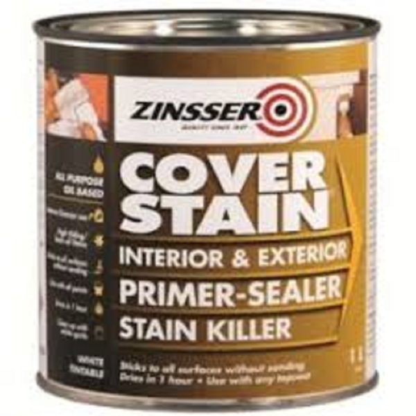 Picture of ZINSSER COVER STAIN 2.5LT