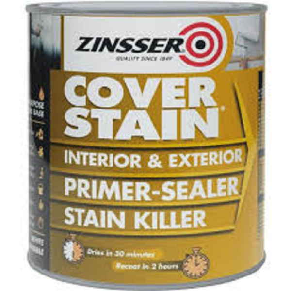 Picture of ZINSSER COVER STAIN 5 LITRE