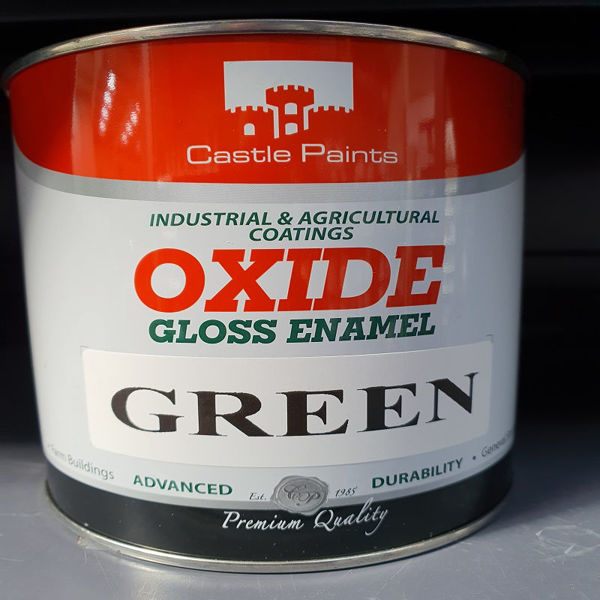 Picture of 1 LITRE CASTLE OXIDE GREEN