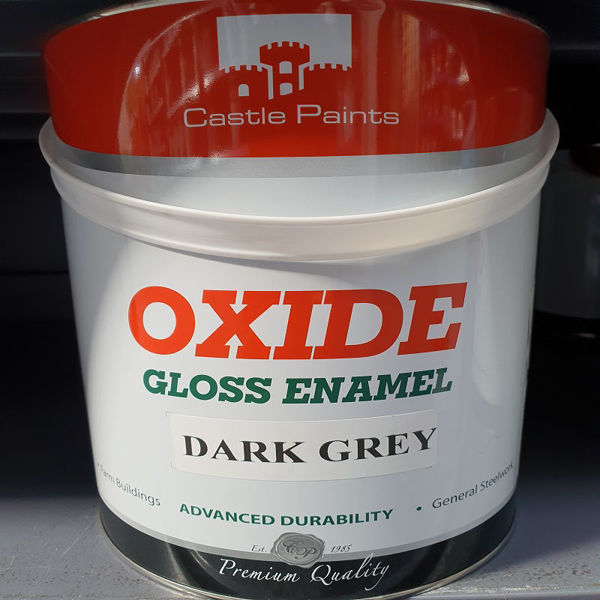 Picture of 5 LITRE CASTLE OXIDE DARK GREY