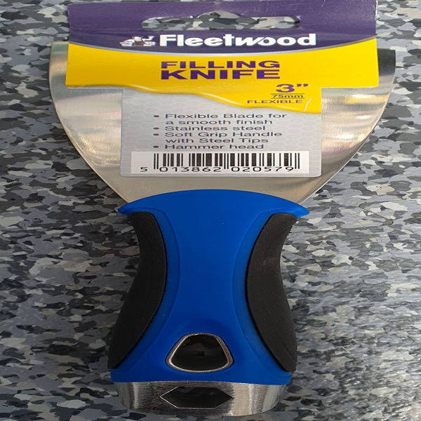 """Picture of FLEETWOOD  3"""" FLEXIBLE FILLING KNIFE"""