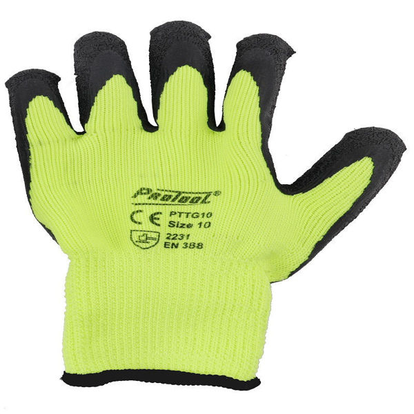 Picture of PROTOOL PR WATERPROOF GLOVES (9)