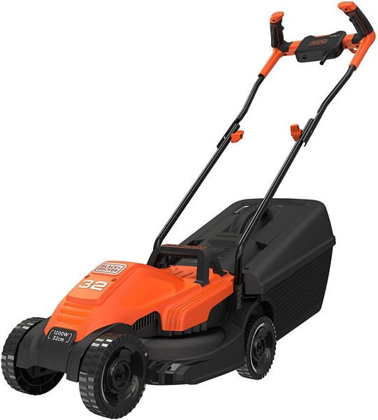 Picture of BLACK & DECKER ELECTRIC LAWNMOWER 1200W