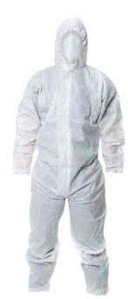 Picture of PRE PACKED LARGE DISPOSABLE OVERALLS