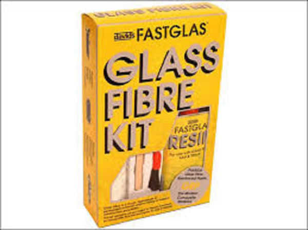 Picture of ISOPON® FASTGLAS Resin & Glass Fibre Kit Small
