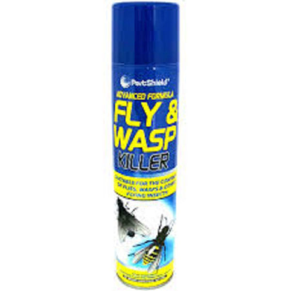 Picture of PETSHIELD FLY & WASP KILLER 300ML
