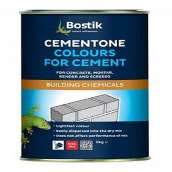 Picture of CEMENTONE FOR CEMENT TILE RED 1KG