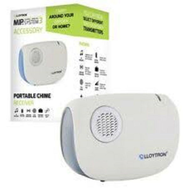 Picture of LLOYTRON DOOR CHIME WIRELESS & PORTABLE