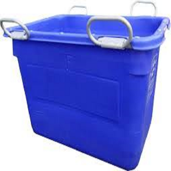 Picture of TELEPORTER MORTAR BIN 330L 4HANDLE