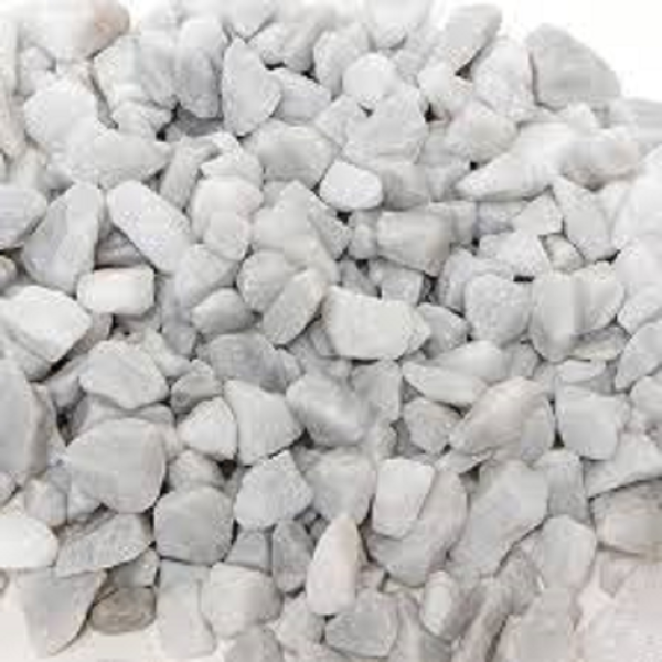 Picture of 25KG BAG GRAVE STONES WHITE MARBLE 10MM