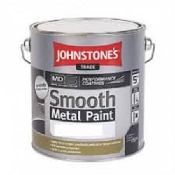 Picture of Johnstones Smooth Metal Paint - WHITE