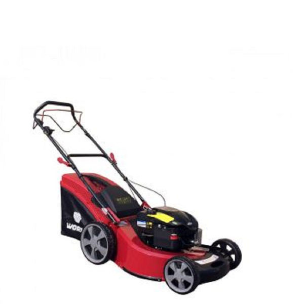 Picture of World Aluminium Deck Self Propelled Drive Lawnmower -21in