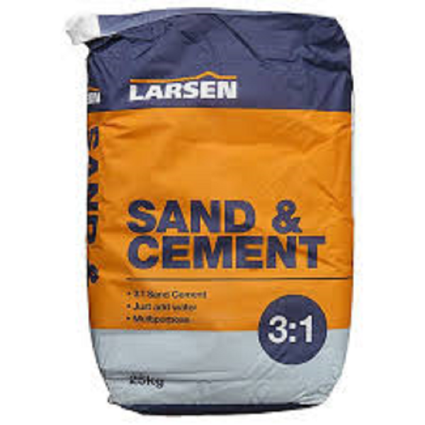 Picture of BAG SAND & CEMENT MIX 3:1 MIX