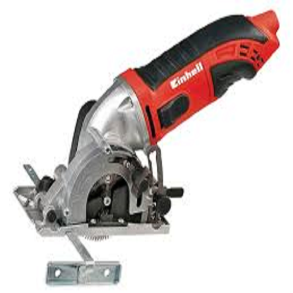 Picture of EINHELL RED CIRCULAR SAW KIT 450WT