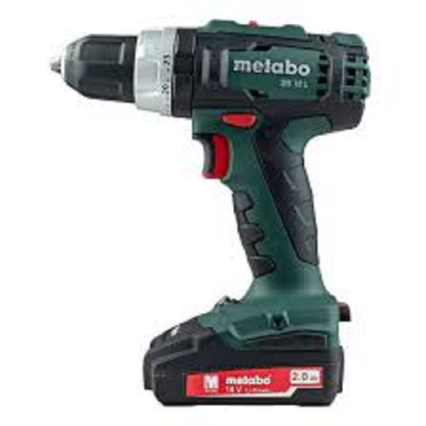 Picture of METABO 18V LI-ION COMBI DRILL